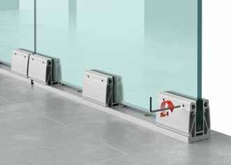 Installation de Garde corps en verre (B1) -Etape 4