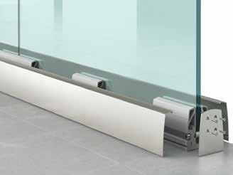 Installation de Garde corps en verre (Type A1) -Etape 4