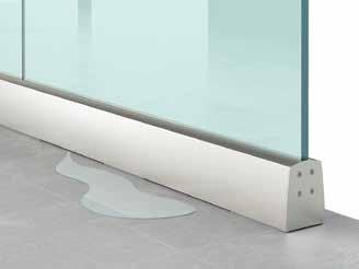 Installation de Garde corps en verre (Type A1) -Etape 5