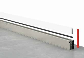 Installation de Garde corps en verre (Type A10) -Etape 2